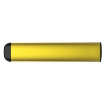 Заполненные vape ручка private label плоский vape ручка один раз использовать керамическую катушку оптовая одноразовые vape ручка настраиваемая коробка