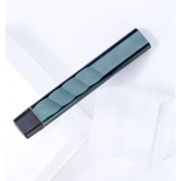 Корейская Горячая продажа пузырчатая палочка одноразовая vape ручка Закрытая pod система Пользовательский логотип